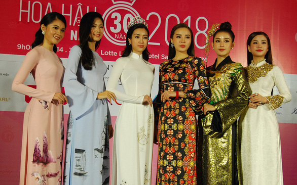 Khởi động tìm kiếm chủ nhân vương miện Hoa hậu Việt Nam 2018 - Ảnh 2.
