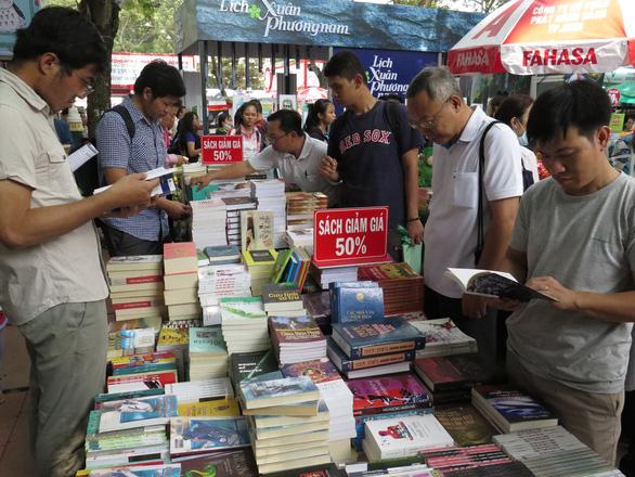 Hội sách TP.HCM: 30 triệu bản sách sẽ được bày, bán - Ảnh 4.