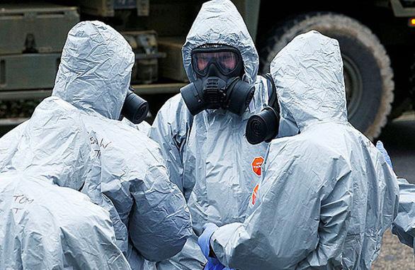 Nga đòi Anh cho phép tiếp cận chất độc thần kinh Novichok - Ảnh 1.