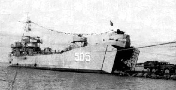 Số phận đặc biệt của tàu HQ-505 từng tham gia trận Gạc Ma - Ảnh 4.