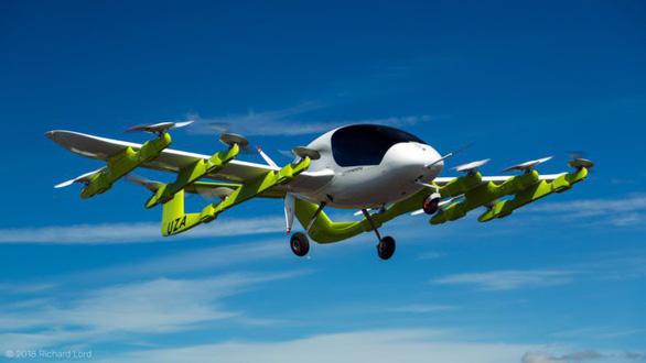Vì sao thử nghiệm 'taxi bay' ở New Zealand? - Ảnh 1.