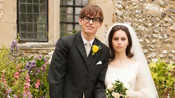 The Theory of Everything: cuộc đời Stephen Hawkingqua điện ảnh - Ảnh 9.