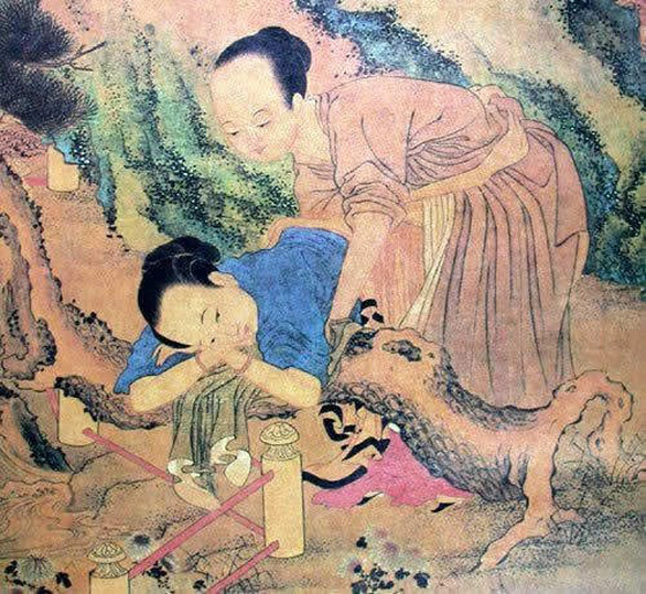 Đường Bá Hổ và văn hóa tình dục thời cổ đại Trung Quốc - Ảnh 7.