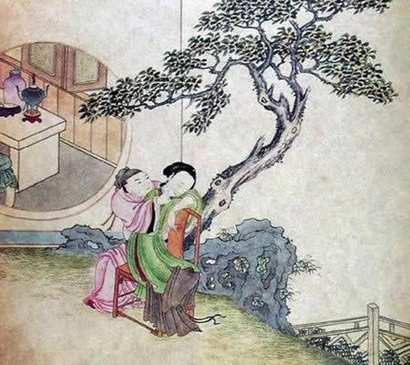 Đường Bá Hổ và văn hóa tình dục thời cổ đại Trung Quốc - Ảnh 17.
