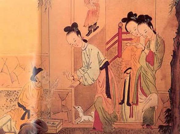 Đường Bá Hổ và văn hóa tình dục thời cổ đại Trung Quốc - Ảnh 23.
