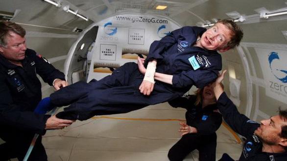 Định mệnh nghiệt ngã của thiên tài vật lý Stephen Hawking - Ảnh 4.