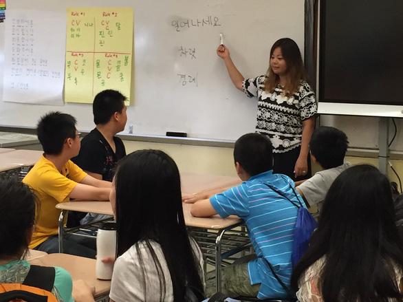 Cơ hội việc làm mở rộng cho sinh viên ngành Hàn Quốc học - Ảnh 2.