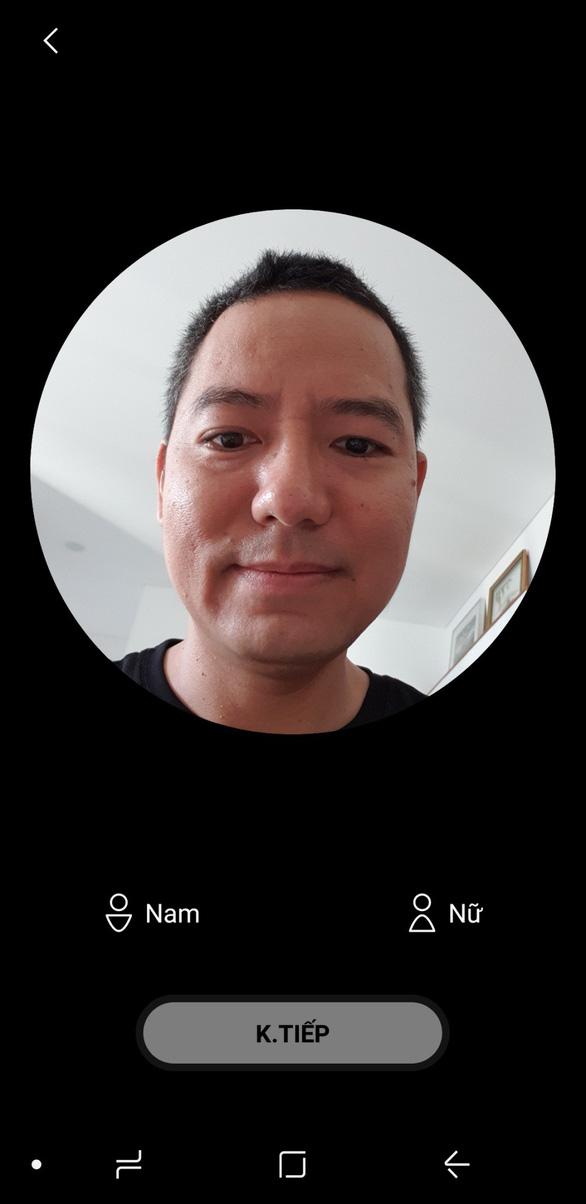 Trào lưu AR Emoji và hướng dẫn cách tạo avatar vui nhộn trên Galaxy S9 - Ảnh 5.