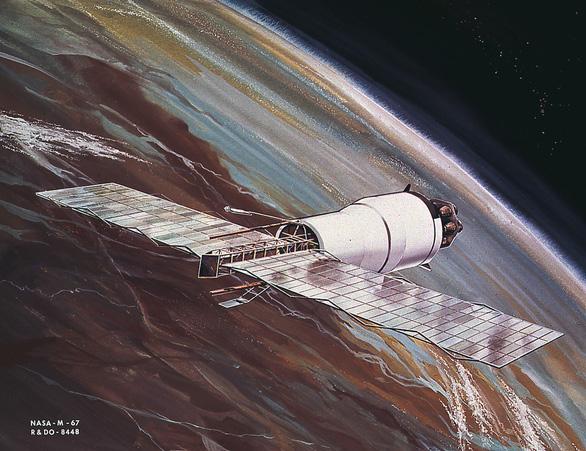 Những lần rơi vệ tinh khiến Trái đất thót tim - Ảnh 2.