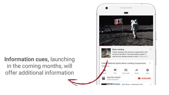YouTube chưa thông báo với Wikipedia về kế hoạch ngăn thuyết âm mưu - Ảnh 1.