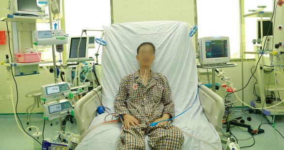 Điều kỳ diệu bệnh nhân chết não hiến tạng cứu 6 người - Ảnh 1.