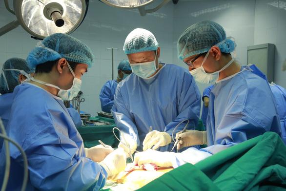 Điều kỳ diệu bệnh nhân chết não hiến tạng cứu 6 người - Ảnh 2.