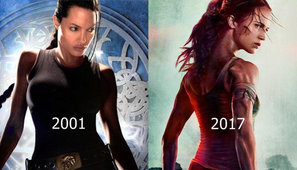 Quên Angelina Jolie đi, Alicia chính là nàng Lara được mong chờ - Ảnh 2.