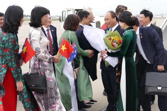 Thủ tướng Nguyễn Xuân Phúc đến thăm Sydney - Ảnh 2.