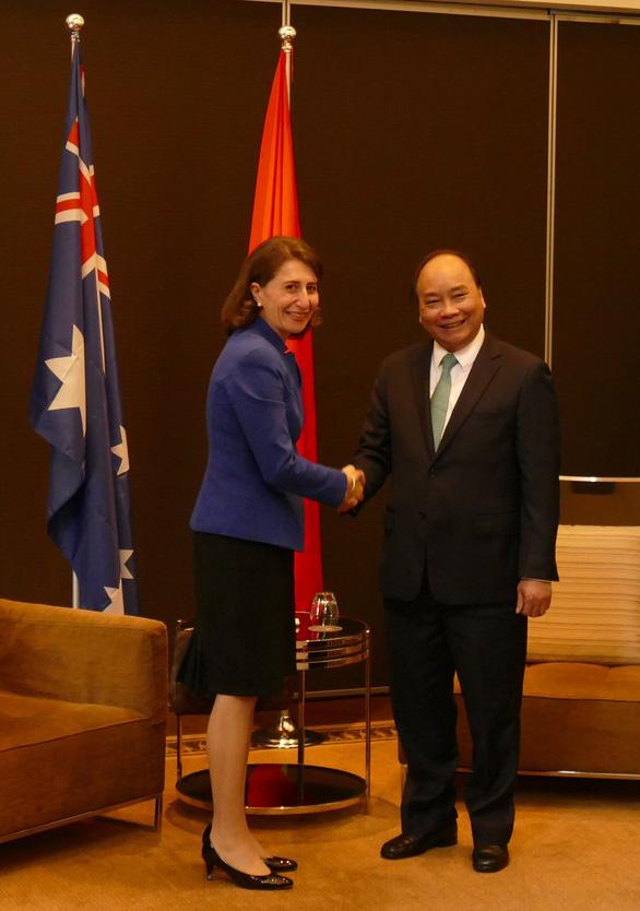 Thủ tướng Nguyễn Xuân Phúc đến thăm Sydney - Ảnh 4.