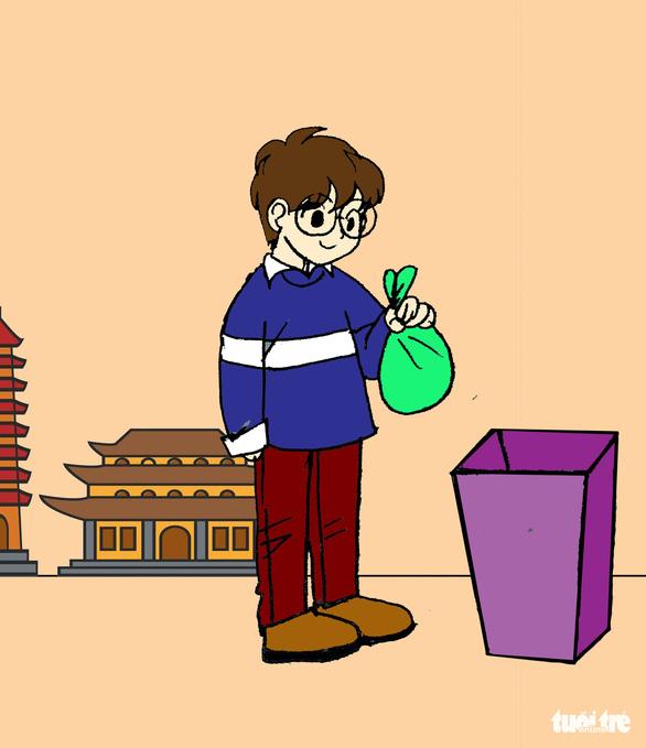 Hí họa: những điều nên tránh khi đi lễ hội, chùa chiền - Ảnh 20.