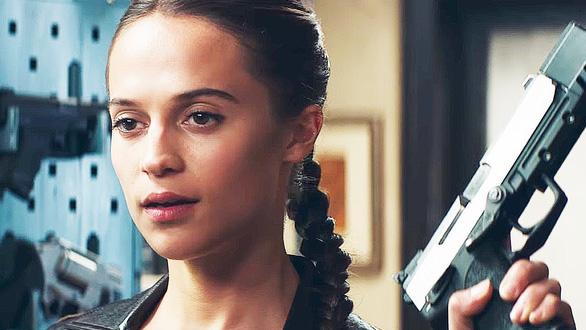 Quên Angelina Jolie đi, Alicia chính là nàng Lara được mong chờ - Ảnh 11.