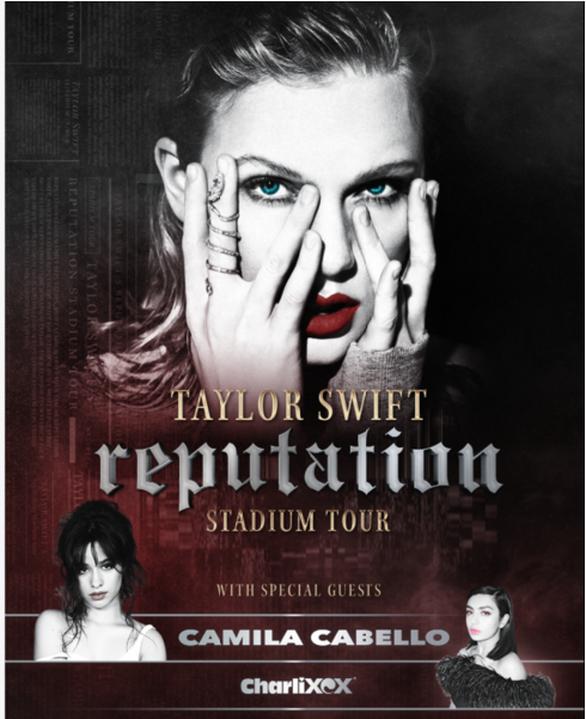 Fan chờ tour Reputation của Taylor Swift và các nữ khách mời - Ảnh 3.