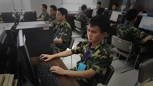 Tin tặc Trung Quốc điên cuồng săn 'thông tin Biển Đông' từ Mỹ - Ảnh 2.