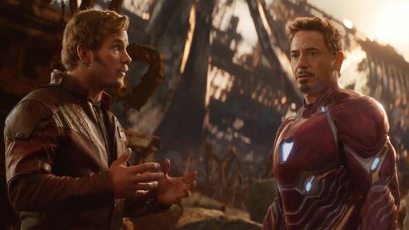 Robert Downey Jr đứng đầu thu nhập khủng của dàn sao Endgame: 75 triệu USD - Ảnh 4.