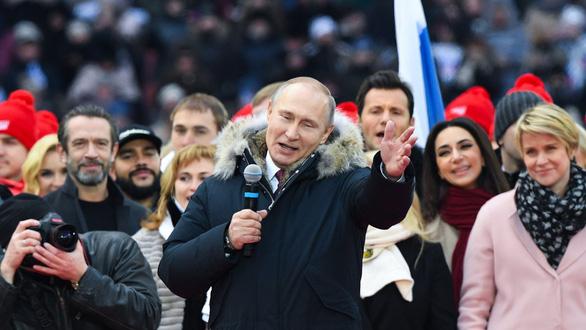 Vì sao ông Putin sẽ đắc cử Tổng thống Nga? - Ảnh 1.