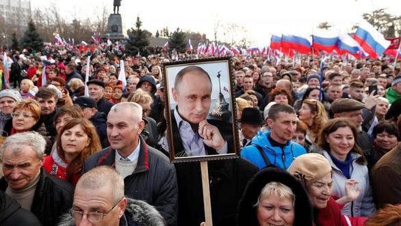 Vì sao ông Putin sẽ đắc cử Tổng thống Nga? - Ảnh 7.
