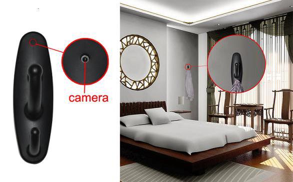 Làm gì khi phát hiện có camera quay lén trong phòng khách sạn? - Ảnh 2.