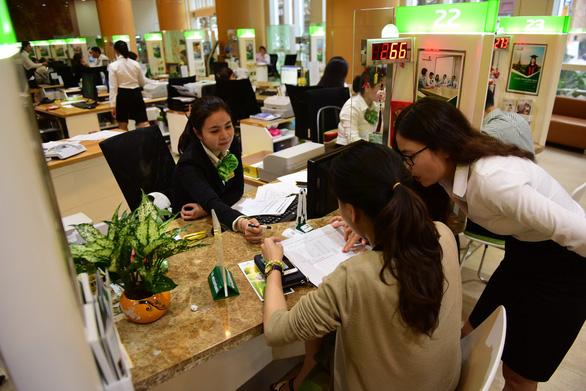 Vietcombank định hướng thành một trong 300 tập đoàn tài chính lớn nhất thế giới - Ảnh 1.