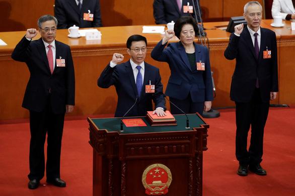 Ai là ngôi sao mới nổi trong chính trường Trung Quốc? - Ảnh 1.