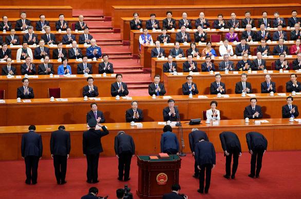 Ai là ngôi sao mới nổi trong chính trường Trung Quốc? - Ảnh 3.