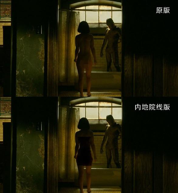 Để có thể ra rạp Trung Quốc, phim đoạt Oscar đã bị che - Ảnh 3.