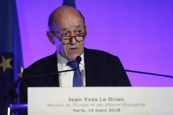 Pháp khẳng định thỏa thuận hạt nhân với Iran 'không chết' - Ảnh 1.