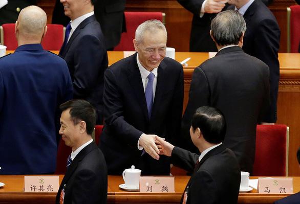 Lưu Hạc - người ngăn chiến tranh thương mại Mỹ - Trung - Ảnh 2.