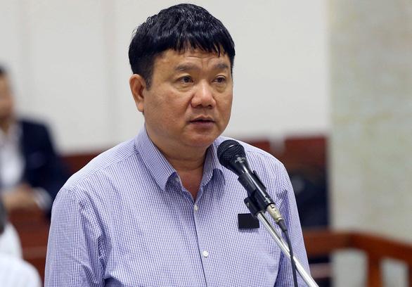 Ông Đinh La Thăng nói góp vốn vào OceanBank không sai! - Ảnh 1.