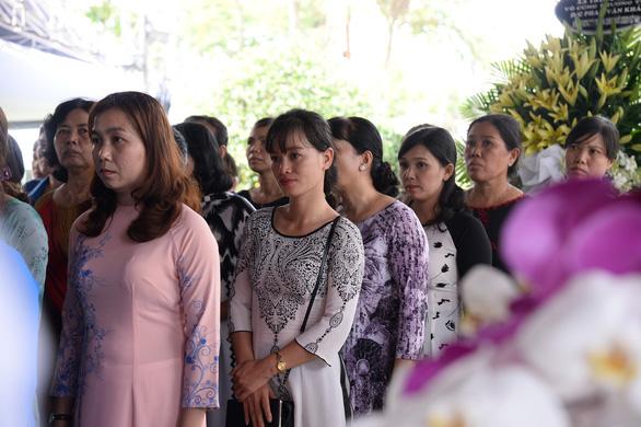 Lịch trình di quan linh cữu nguyên Thủ tướng Phan Văn Khải - Ảnh 4.