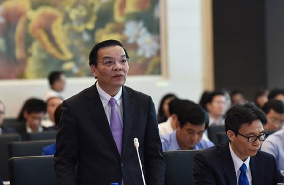 Bộ trưởng Bộ Khoa học - công nghệ tin vào hiệu quả của các khu công nghệ cao - Ảnh 3.