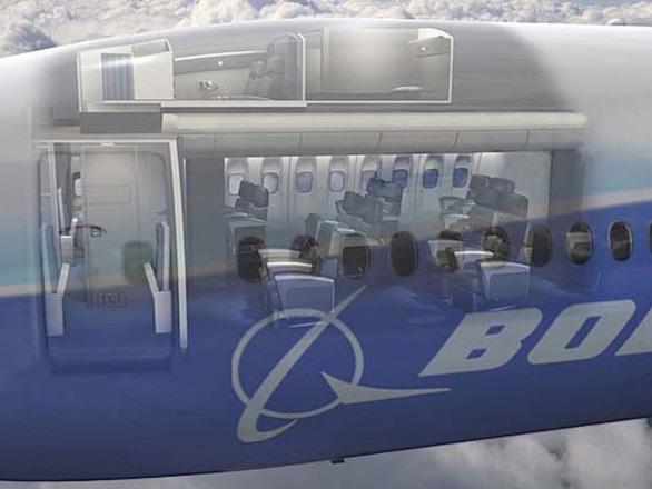 Căn phòng bí mật trên máy bay - Ảnh 4.