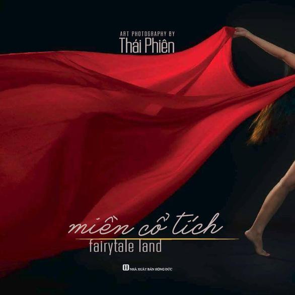 Nghệ sĩ Thái Phiên sắp ra sách ảnh khỏa thân nghệ thuật thứ 2 - Ảnh 2.