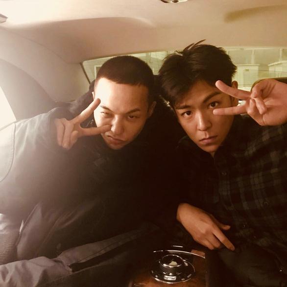 G-Dragon - BigBang và những hình ảnh đáng nhớ ngày nhập ngũ - Ảnh 2.