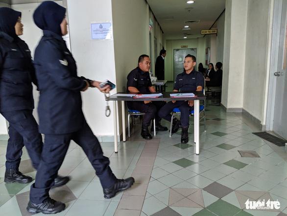 Vụ xử Đoàn Thị Hương: Cung cấp chứng cứ có lợi từ camera an ninh - Ảnh 2.