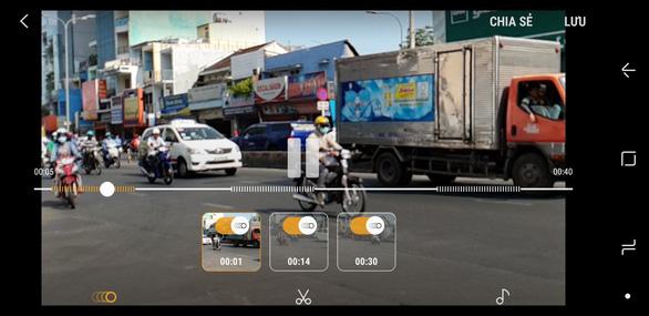 Tự tạo video quay chậm với Super Slow Motion trên Galaxy S9 - Ảnh 5.