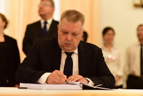 Cố Thủ tướng Phan Văn Khải là nhà lãnh đạo đất nước tài ba - Ảnh 3.