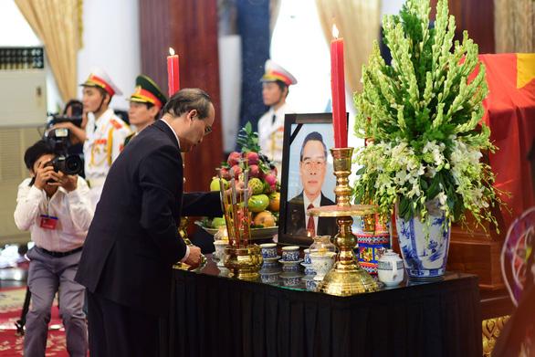 Cố Thủ tướng Phan Văn Khải là nhà lãnh đạo đất nước tài ba - Ảnh 2.