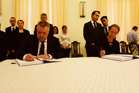 Cố Thủ tướng Phan Văn Khải là nhà lãnh đạo đất nước tài ba - Ảnh 5.