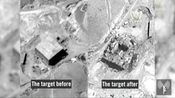 Israel tung chứng cứ dội bom dập lò phản ứng hạt nhân của Syria - Ảnh 1.