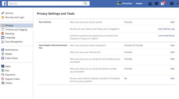Cách bảo vệ dữ liệu mà không cần xóa tài khoản Facebook - Ảnh 4.