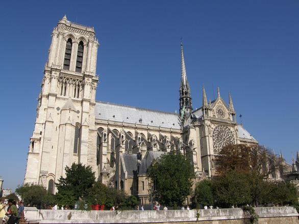 6 địa điểm nhất định phải ngắm khi du hí Paris - Ảnh 4.