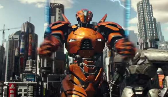 Pacific Rim Trỗi dậy: choáng váng với dàn siêu robot thế hệ mới - Ảnh 5.