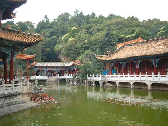 Côn Minh: Thành phố của hoa và đá - Ảnh 5.