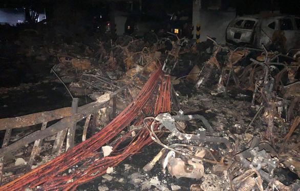 1.000 người được cứu nạn trong đám cháy chung cư Carina - Ảnh 2.